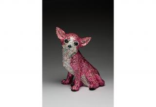 Damien's Diamante Doggie